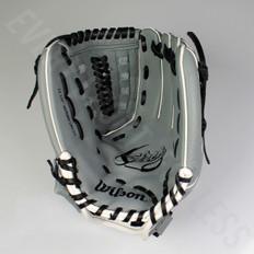 "Wilson 2018 Siren 11.5"" Fastpitch Softball Glove - Right Hand Throw"