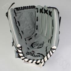 "Wilson 2018 Siren 12.5"" Fastpitch Softball Glove - Right Hand Throw"