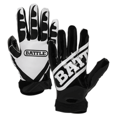 Battle Ultra Stick Football Senior Receiver Glover Black/White