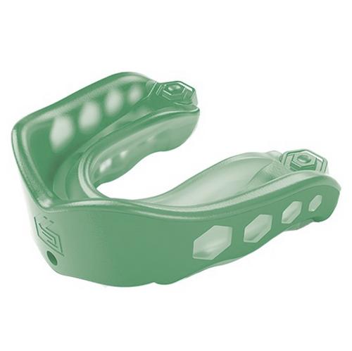 Shock Doctor Gel Max Convertible Mouthguard - Green