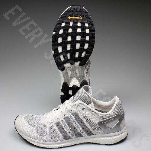 Adidas Adizero Primeknit Limited Edition BB4919 Men's Running Shoes - White/Silver/Black