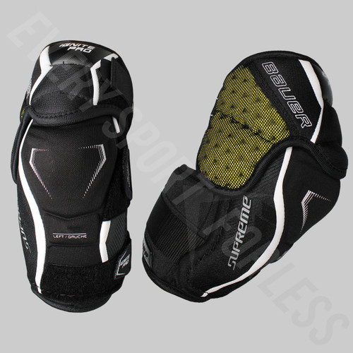 Bauer Supreme Ignite Pro Hockey Senior Elbow Pads - SPECIAL MAKE UP