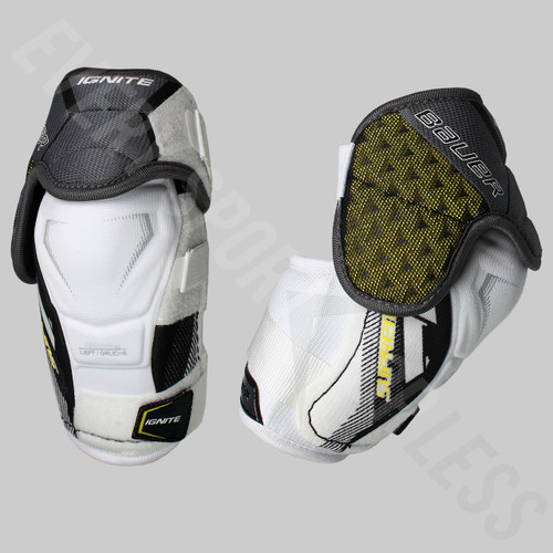 Bauer Supreme Ignite Hockey Junior Elbow Pads - SPECIAL MAKE UP
