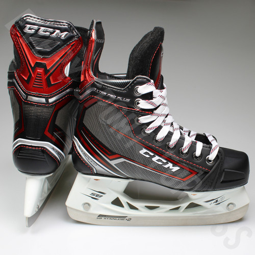 CCM Jetspeed Xtra Pro + II Junior Hockey Skates - SPECIAL MAKE UP