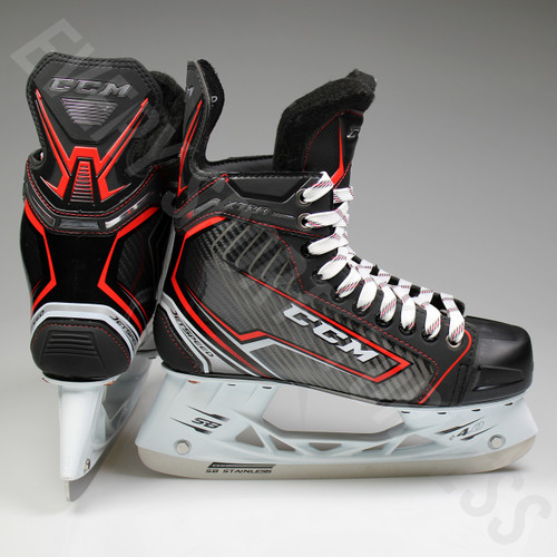 CCM Jetspeed Xtra II Junior Ice Hockey Skates - SPECIAL MAKE UP
