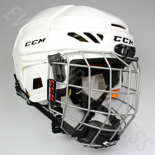 CCM Fitlite Combo Youth Hockey Helmet - Various