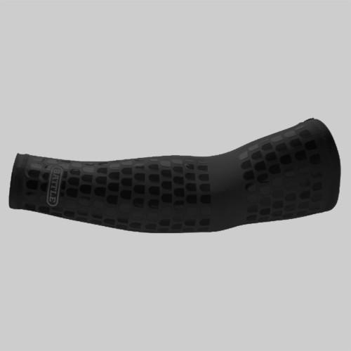 Battle Ultra-Stick Adult Football  Arm Sleeve - Black