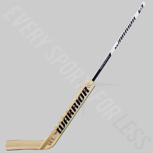 Warrior Swagger Woody Senior Wooden Goalie Ice Hockey Stick Left Hand 26""