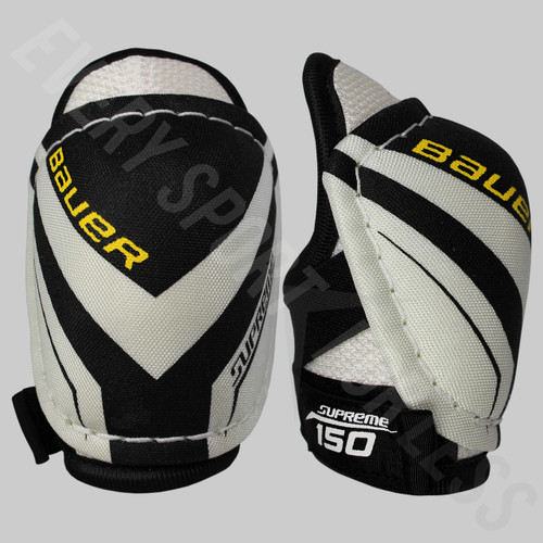 Bauer Supreme 150 Youth Hockey Elbow Pad | For Sales At Everysportforless