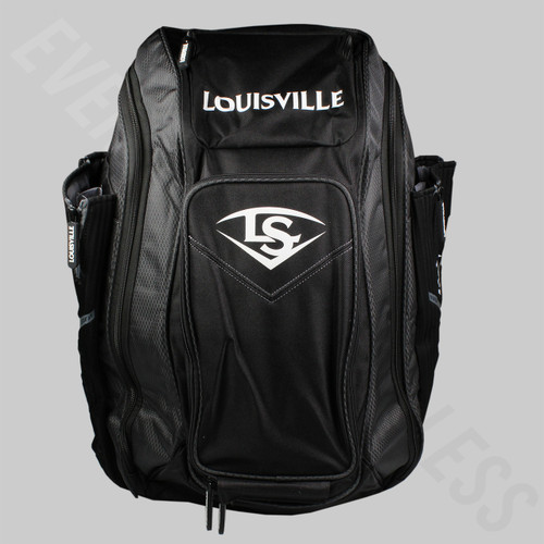 Louisville Slugger Prime Stick Pack Baseball / Softball Backpack - Black / Charcoal