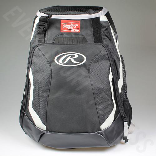 Rawlings Player's Baseball Bat Backpack | Black