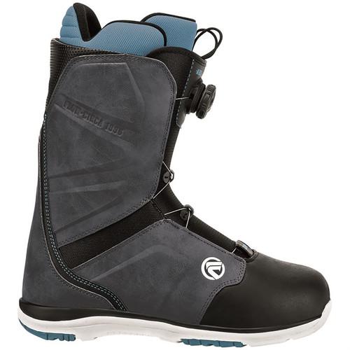 Flow Aero Coiler Senior Snowboard Boots - Gray, Blue
