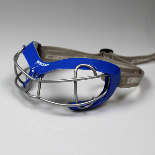 Cascade Poly Arc Lacrosse/Field Hockey Goggles - Royal