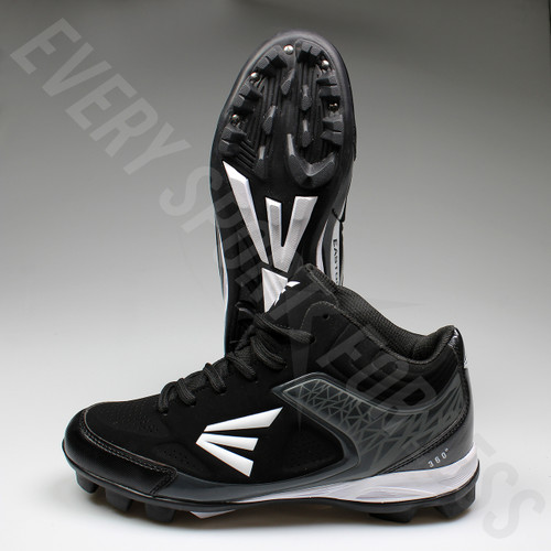 Easton 360 Mid Senior Baseball Cleats