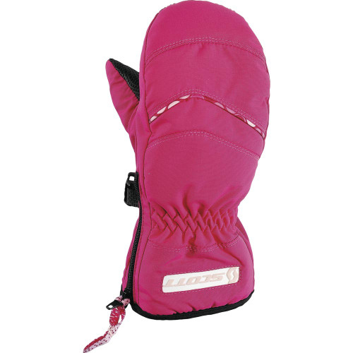 Scott Halfpint Mittens Youth Gloves - Hot Pink