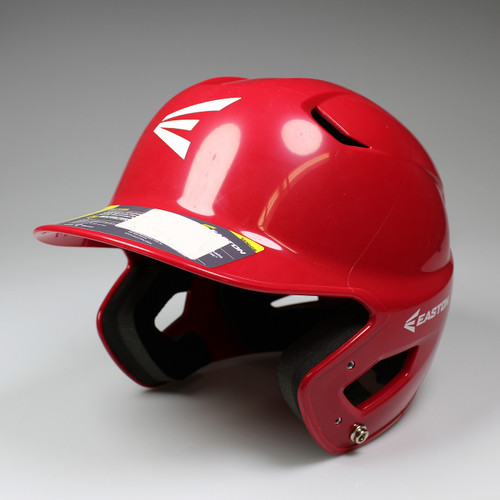Easton Z5 Junior Baseball / Softball Batting Helmet - Red