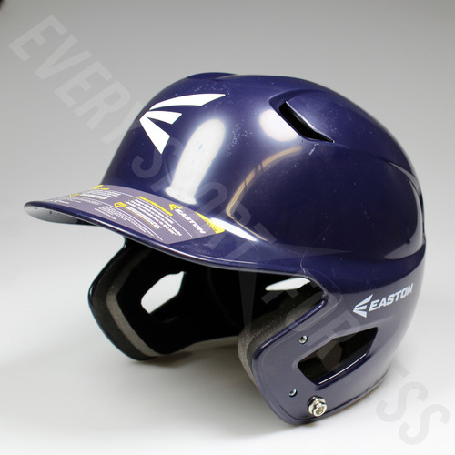 Easton Z5 Junior Baseball / Softball Batting Helmet - Navy