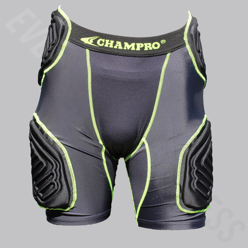 Champro Bull Rush Adult 5 Piece Football Girdle