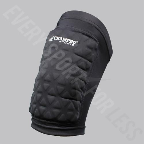 Champro Tri-Flex Knee Pad - Black