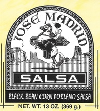 Black Bean and Corn Pablano