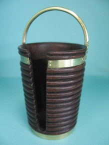 Georgian Plate or Log  Buckets - Ribbed