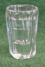 Irish Handcut Crystal # 5