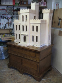 Thornhill Castle on Stand