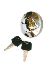 Gas Tank Cap with Lock and Key