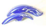 Blue Fender for Honda Rebel CMX 250