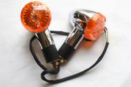 Universal Bullet Turn Signal Light Blinker Set