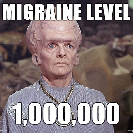 Migraine Meme, Attack Level