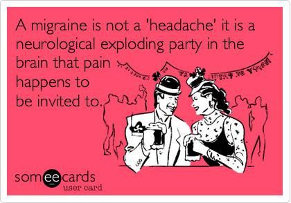 Migraine Meme, Neuro Party
