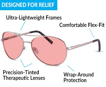 Fluorescent Lights Headaches Glasses