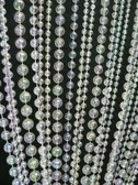 Doorway Beaded Curtains Multi Crystal Ball Chains