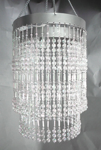 Crystal beaded chandelier 2 tiers cubic balls chandelier crystal beaded chandelier 2 tiers cubic balls chandelier aloadofball Choice Image