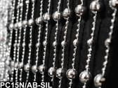 Mirror Ball Beaded Curtain