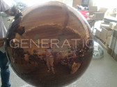 Giant Mirror Disco Ball 7 Feet Dia, 200 cm Order Online  FREE SHIPPING