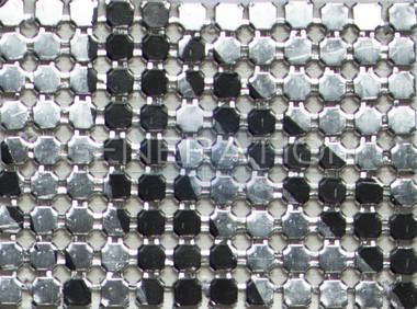 Metal Sequin Cloth  SBA4