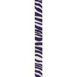 Royal Zebra Crystal Ribbon