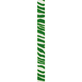 Green Zebra Crystal Ribbon