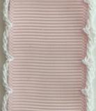 Light Pink Scalloped Edge