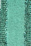 Aqua Metallic Ribbon - Stacie