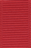 Red Schiff Grosgrain Ribbon