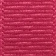 Shocking Pink Solid Grosgrain Ribbon