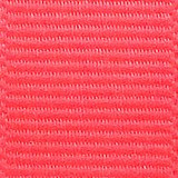 Neon Pink Solid Grosgrain Ribbon