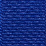 Electric Blue Solid Grosgrain Ribbon