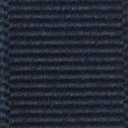 Navy Solid Grosgrain Ribbon