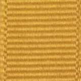 Gold Solid Grosgrain Ribbon