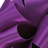 1/8 Purple Dainty Satin ribbon