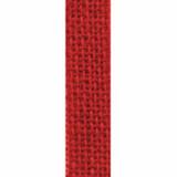 Red- Burlette Narrow Burlap Ribbon
